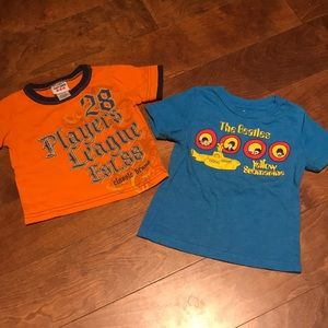 Summer 18months T-shirt's tee graphic